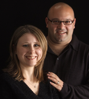 Caleb and Jennifer Weiss of Cross Talk TV and Radio